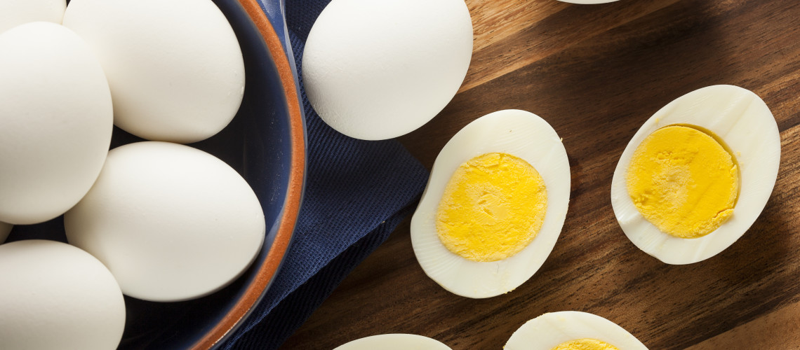 How to Cook the Perfect Hard Boiled Egg - Food So Good Mall