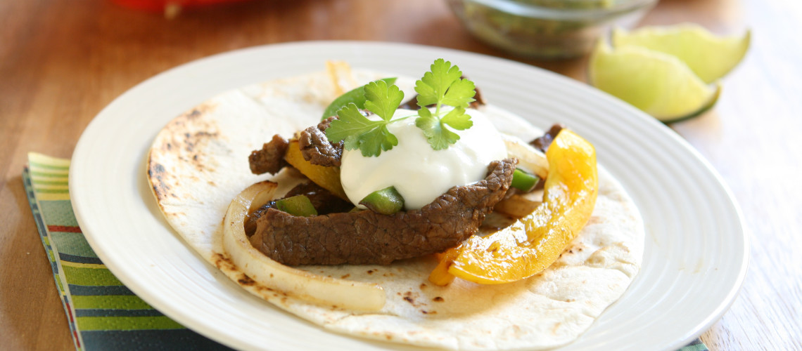 Mexican Steak Fajitas | Food So Good Mall